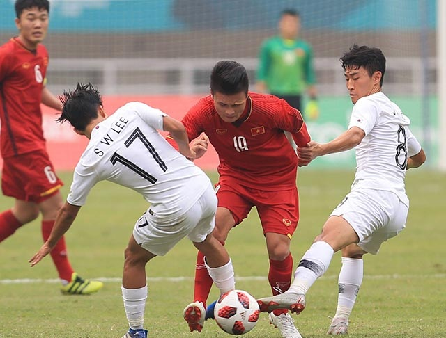 Báo Hàn hy vọng đội nhà chung bảng với ĐT Việt Nam và Trung Quốc - Bóng Đá