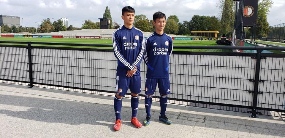 Em họ Công Phượng ghi bàn, U18 HAGL JMG tiếp tục chiến thắng tại Hà Lan - Bóng Đá