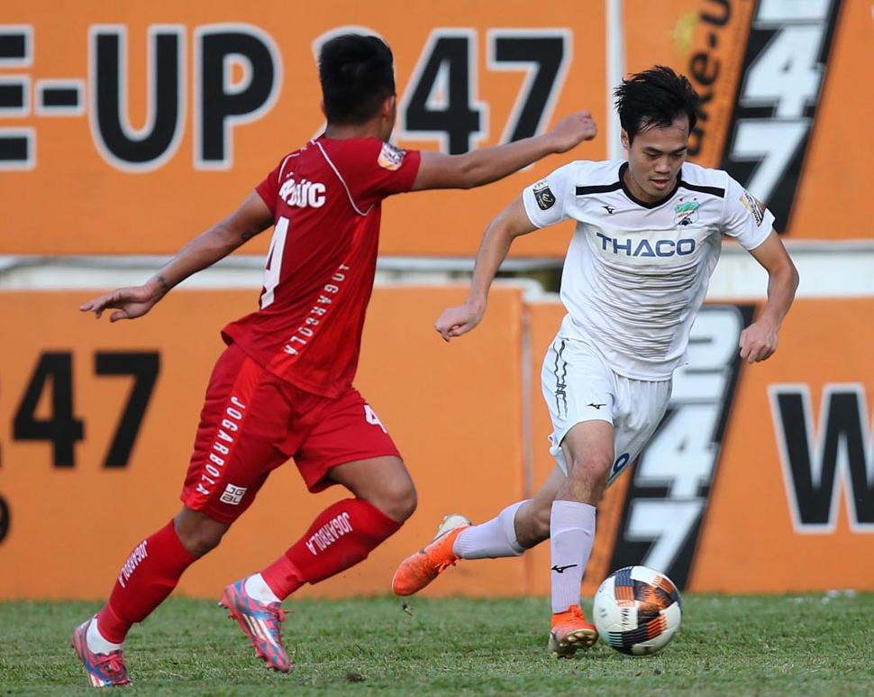 5 điểm nhấn vòng 24 V-League: HAGL sắp thoát hiểm; Hà Nội vô địch - Bóng Đá