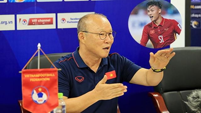 Thầy ruột lên tiếng khi Hồng Quân được HLV Park Hang-seo chọn đá cắm - Bóng Đá