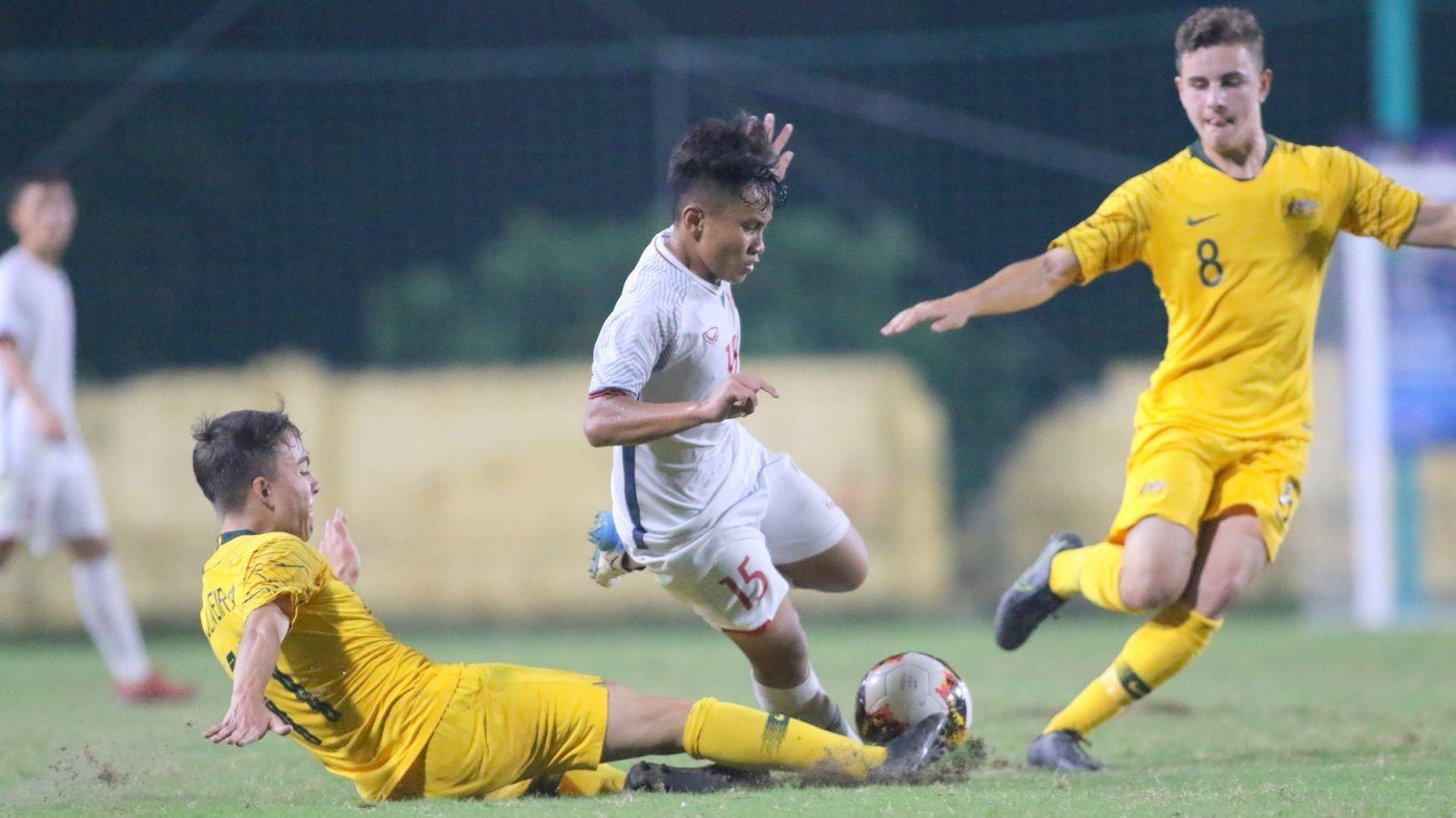 U16 Việt Nam chính thức mất vé dự VCK U16 châu Á 2020 - Bóng Đá
