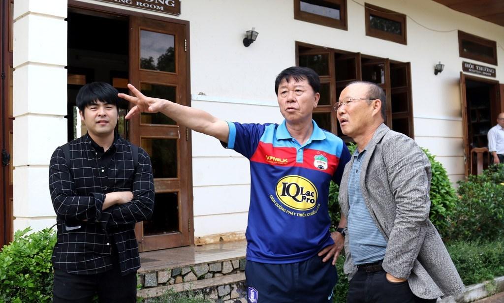 Điểm tin bóng đá Việt Nam tối 25/09: Đồng hương cảm thấy ghen tị với HLV Park Hang-seo - Bóng Đá