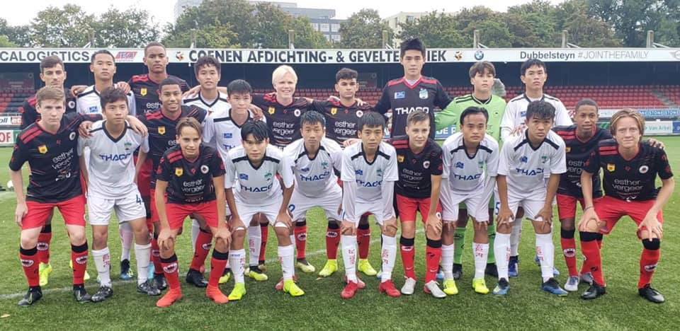 HLV Hà Lan chỉ ra 5 gương mặt của U18 HAGL JMG có thể thi đấu tại châu Âu - Bóng Đá