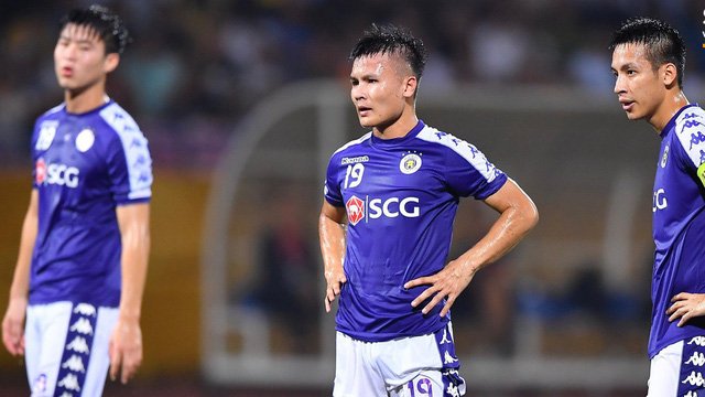 NÓNG: Hà Nội FC bị cấm tham dự các Cúp châu Á 2020 - Bóng Đá