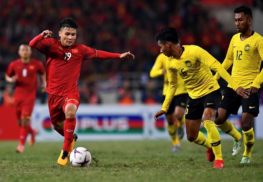 Dưới bàn tay thầy Park, ĐT Việt Nam chưa bao giờ thua Malaysia - Bóng Đá
