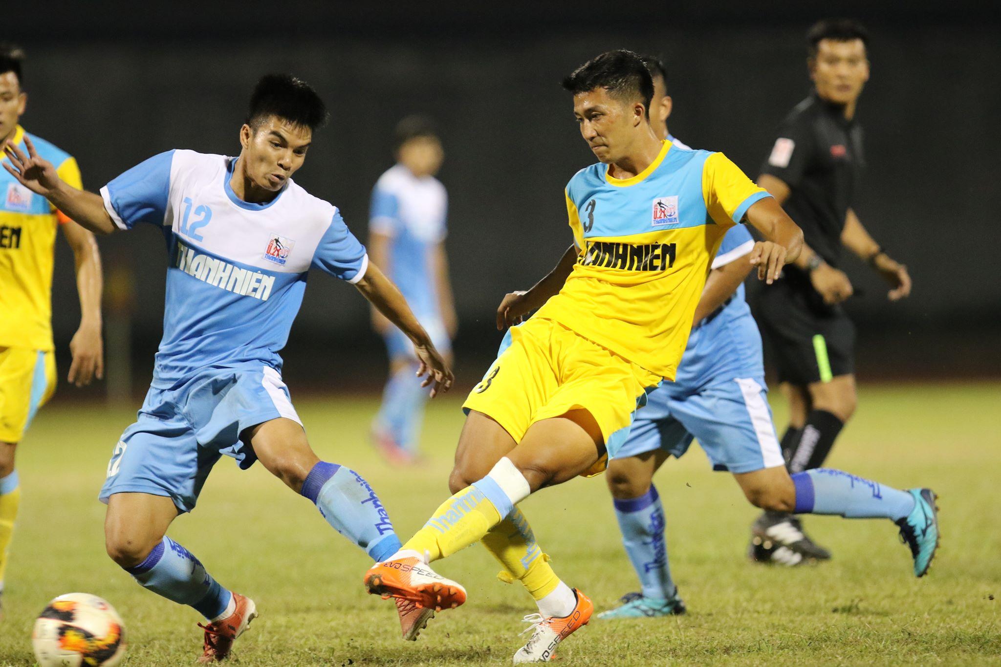 Cựu sao U20 Việt Nam tỏa sáng, U21 Hà Nội nhọc nhằn đánh bại U21 TP.HCM - Bóng Đá