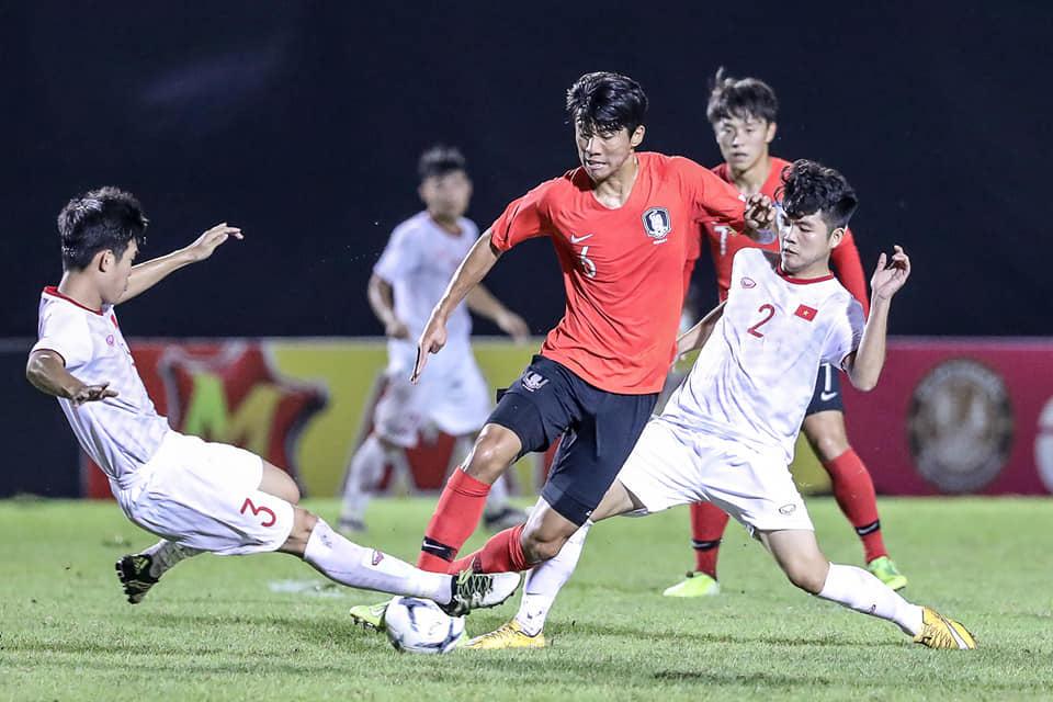 Khiến U19 Hàn Quốc