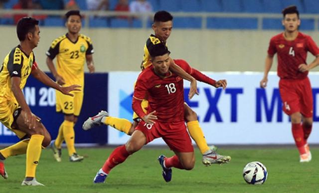 U22 Việt Nam đấu U22 UAE: Chờ màn thể hiện của Đức Chinh - Bóng Đá