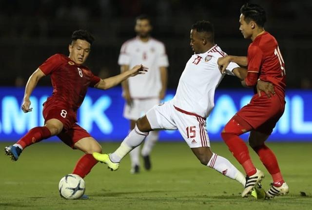 5 điểm nhấn trận U22 Việt Nam - U22 UAE - Bóng Đá