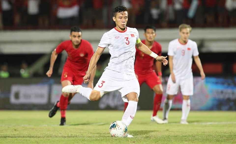 Quế Ngọc Hải: Từ thủ môn bất đắc dĩ đến bàn thắng ngọt ngào vào lưới Indonesia - Bóng Đá