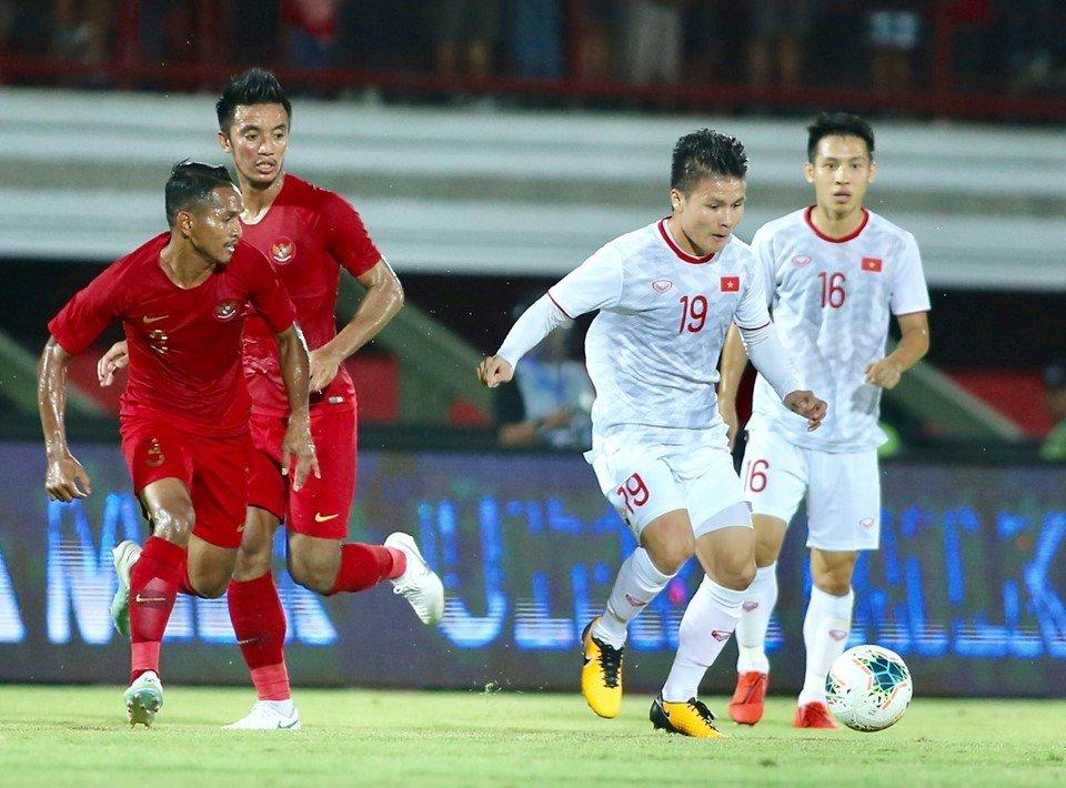 3 điều ĐT Việt Nam đã làm được trước Indonesia: Tuyệt vời thầy Park! - Bóng Đá