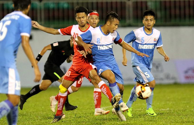 Xác định 4 đội góp mặt tại VCK U21 Quốc gia 2019 - Bóng Đá
