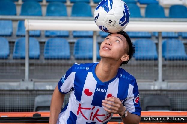 Tiết lộ: Đội bóng của Văn Hậu sắp đón nhà tài trợ từ Việt Nam - Bóng Đá