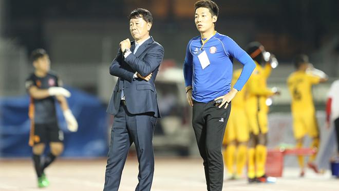 HLV Chung Hae Soung và thành quả ngọt ngào cùng TP.HCM - Bóng Đá