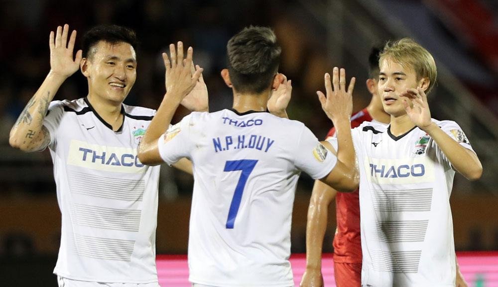 HLV Chung Hae Soung nhắn nhủ HAGL một điều ở mùa giải sang năm - Bóng Đá
