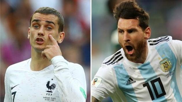 3 cặp đấu không thể bỏ lỡ tại vòng 16 đội World Cup 2018 - Bóng Đá