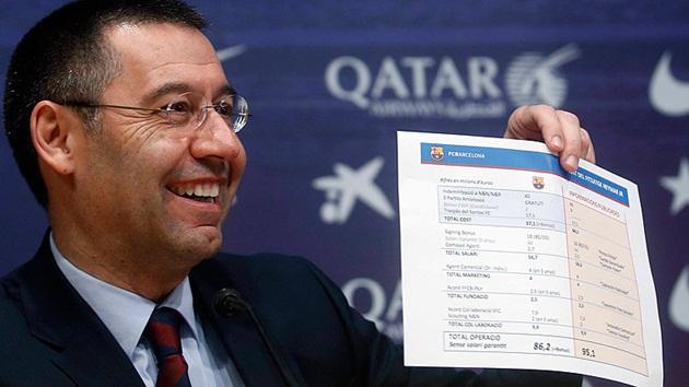 Barca cần thay đổi để khôi phục