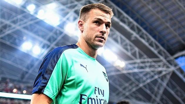 Cận ngày khai màn, HLV Emery tái khẳng định vai trò của Ramsey tại Arsenal - Bóng Đá