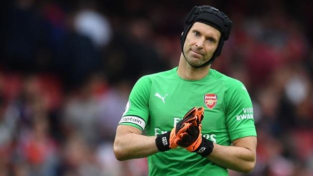 Được tin dùng trận khai màn, Cech thừa nhận vẫn chưa chắc suất bắt chính tại Arsenal - Bóng Đá
