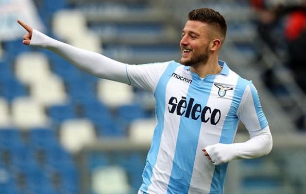 Sergej Milinkovic-Savic: Tôi muốn trở thành một Ibrahimovic ở khu trung tuyến - Bóng Đá