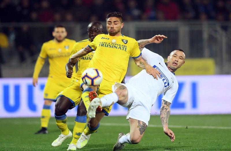 Dù thắng Frosinone, Luciano Spalletti vẫn cảm thấy chưa an tâm - Bóng Đá