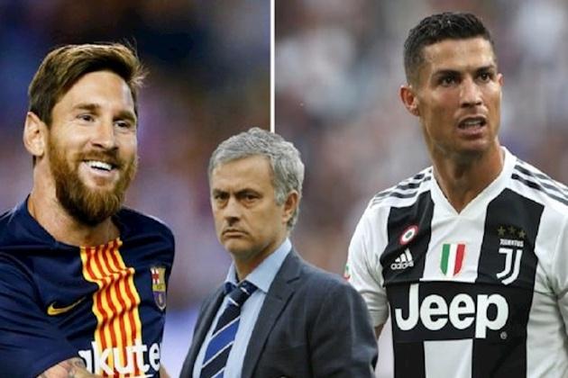 Thầy cũ nói lời 'phũ phàng' với Cristiano Ronaldo - Bóng Đá