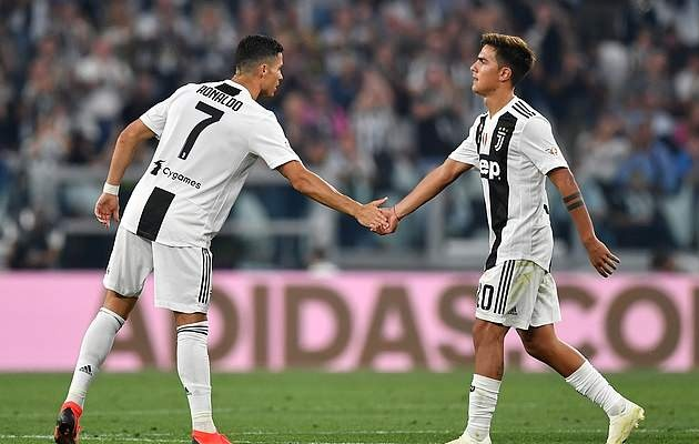 Dybala reveals his idols growing up and stresses the pleasure of playing with Ronaldo - Bóng Đá
