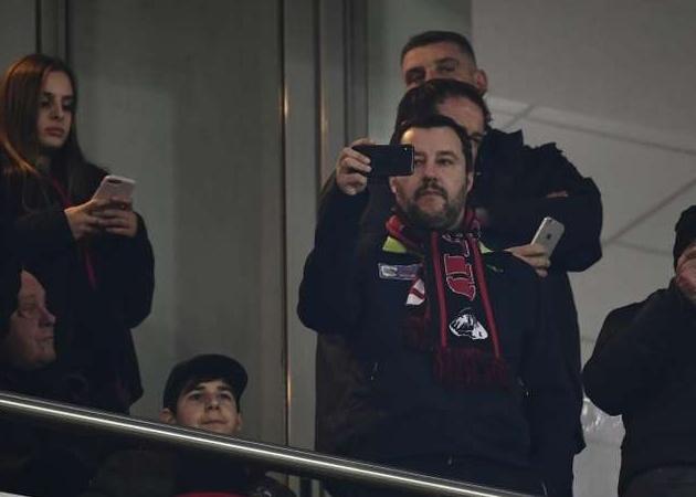 Phó thủ tướng Ý thất vọng cùng cực về màn thể hiện của AC Milan - Bóng Đá