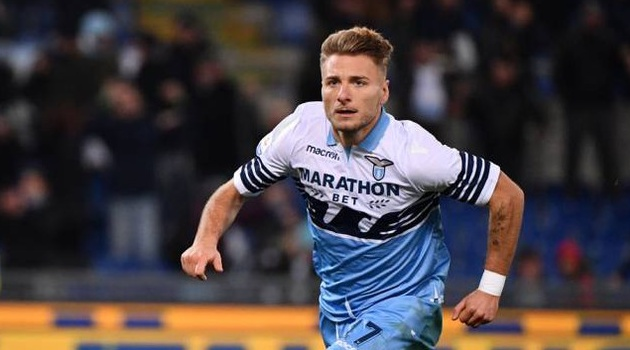 Lazio, Immobile: 'If I scored 40 goals every season I'd win the Ballon d'Or' - Bóng Đá