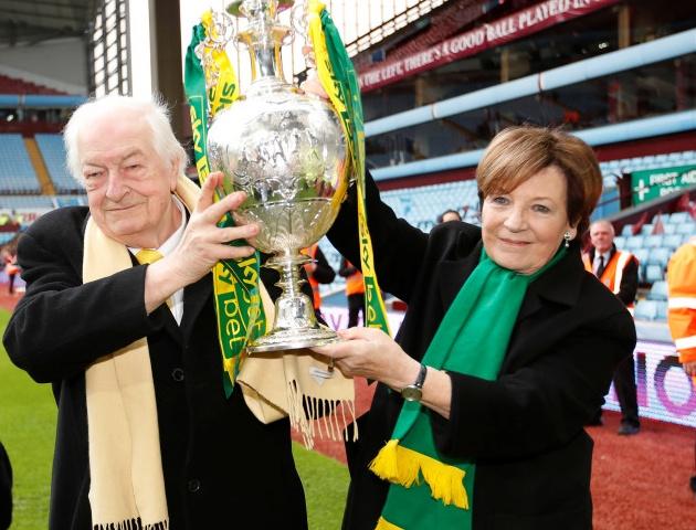Chùm ảnh: Ngày đăng quang của Norwich City - Bóng Đá