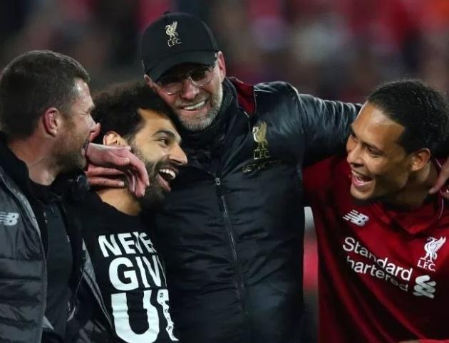 Những giọt lệ trong đêm điên rồ ở Anfield - Bóng Đá