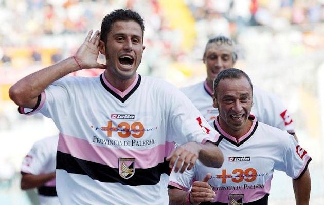 NÓNG: Palermo lừng danh một thời bị giáng xuống Serie C - Bóng Đá