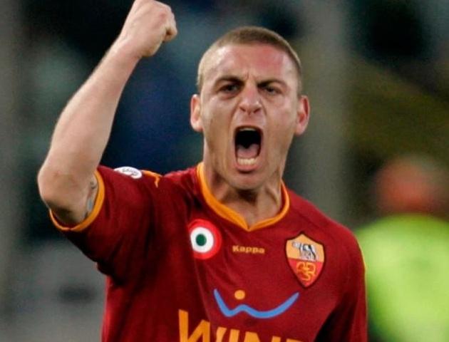 18 năm của Daniele De Rossi tại AS Roma: Trọn vẹn một tình yêu - Bóng Đá