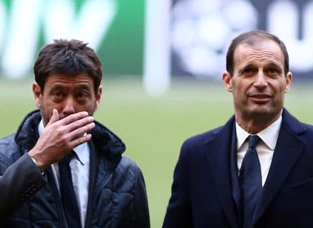 Chủ tịch Agnelli: Chia tay với Agnelli là quyết định khó khăn nhất - Bóng Đá
