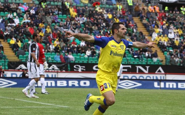 Sergio Pellissier chào tạm biệt Serie A bằng trận hòa không bàn thắng - Bóng Đá