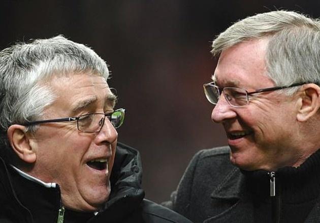 Chân dung Albert Morgan: Cánh tay mặt của Sir Alex Ferguson - Bóng Đá