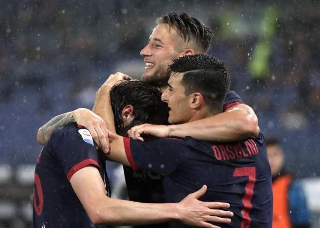 Hòa Lazio kịch tính, Bologna chính thức trụ hạng - Bóng Đá