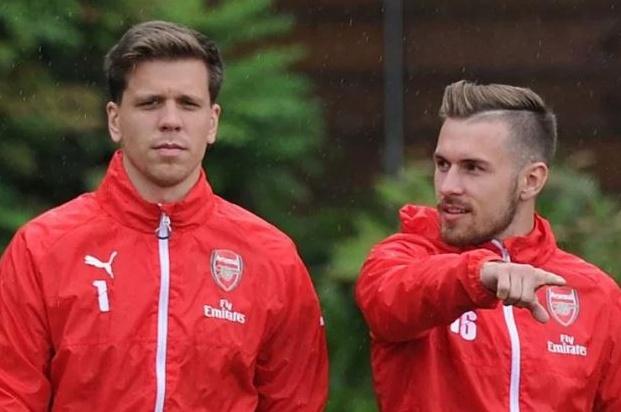 Szczesny: Taking care of Ramsey - Bóng Đá