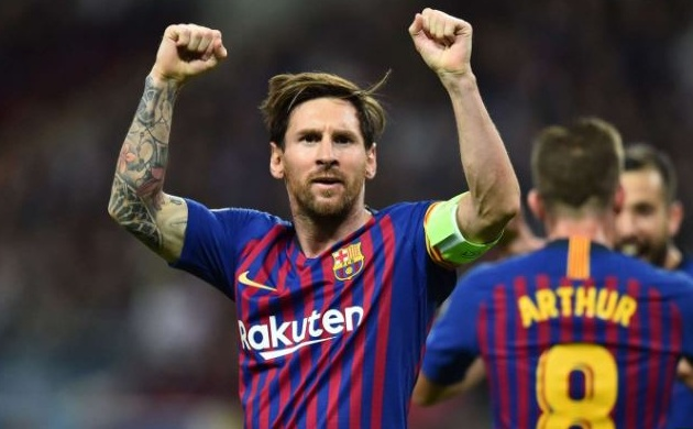 Top 10 cuộc đua chiếc giày vàng châu Âu: 99% vinh danh Lionel Messi - Bóng Đá