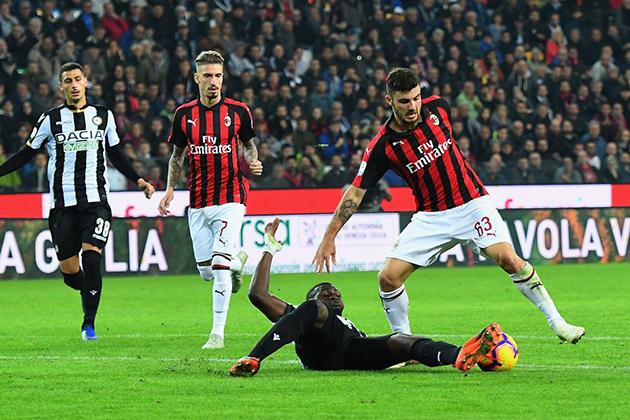 CHÍNH THỨC: AC Milan thoát án phạt lơ lửng vì luật công bằng tài chính - Bóng Đá