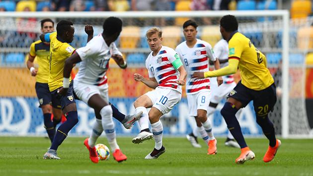 ảnh U20 mỹ U20 ecuador - Bóng Đá