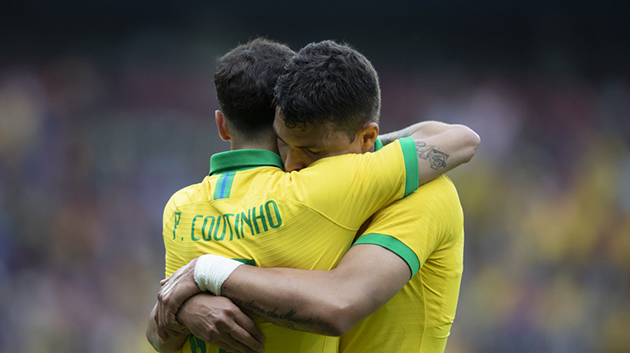 Brazil có bước chuẩn bị hoàn hảo cho Copa America bằng chiến thắng 7-0 - Bóng Đá