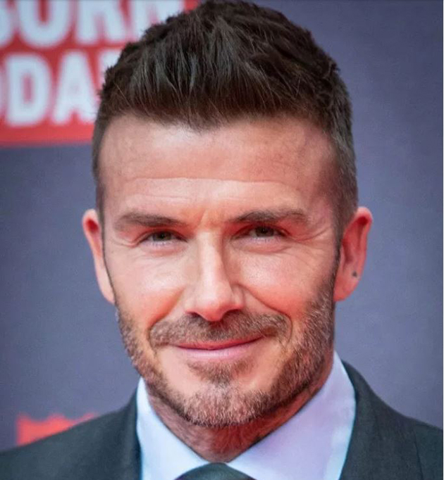 Meet the Venezuelan David Beckham doppelganger who is wowing internet with ripped body workouts and film star looks - Bóng Đá