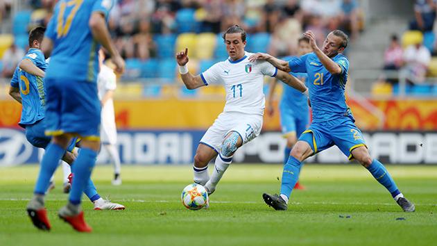 Ảnh U20 Ý U20 Ukraine - Bóng Đá