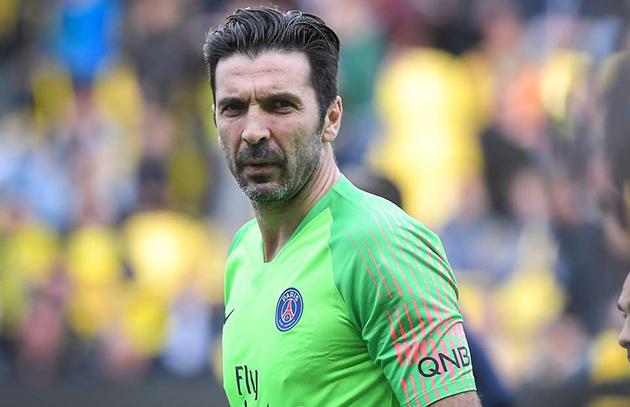 'Buffon open to Porto move' - Bóng Đá
