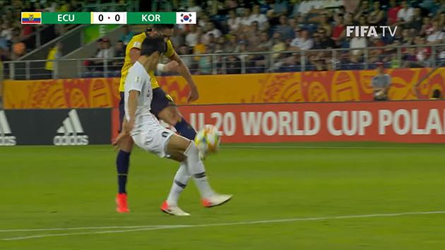 Ảnh U20 Hàn U20 ecuador - Bóng Đá