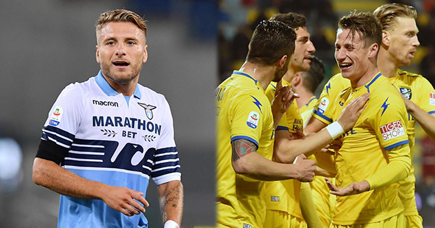 Immobile and Frosinone in Spain scandal - Bóng Đá