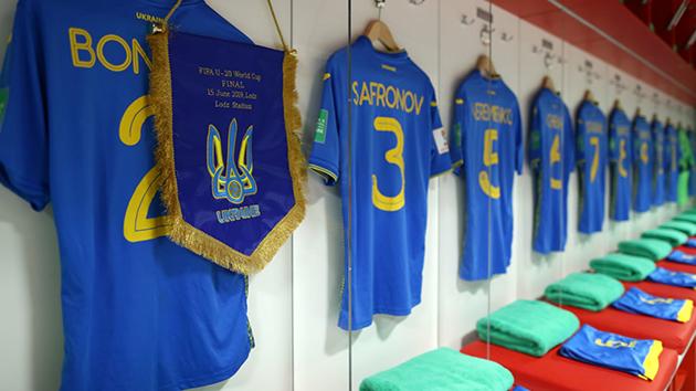 ẢNH SAU TRẬN: U20 HÀN - U20 UKRAINE - Bóng Đá