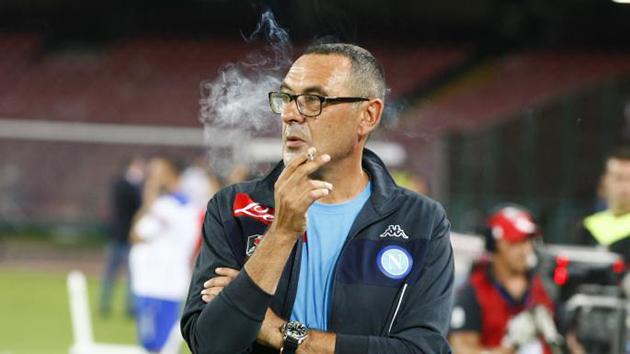 Cha của Maurizio Sarri tiết lộ lý do con trai chưa thể đến Juventus - Bóng Đá