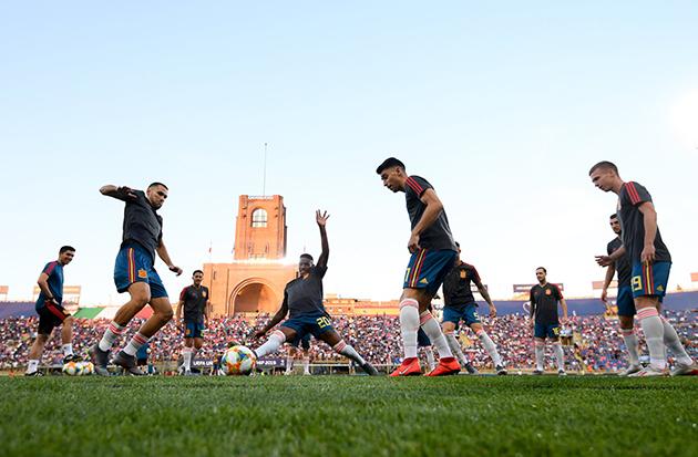 ẢNH: U21 Ý 3-1 U21 TÂY BAN NHA - Bóng Đá